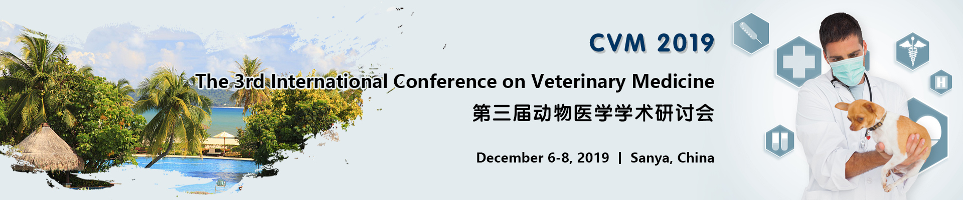 The 3rd International Conference on Veterinary Medicine,2019